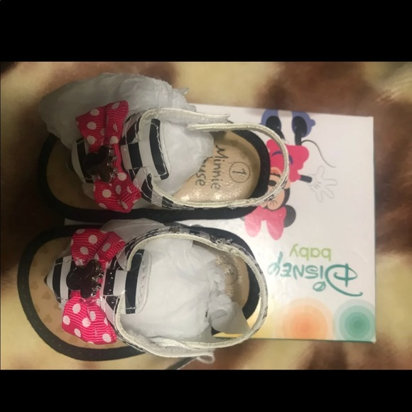 Payless Shoes | Minnie Mouse Baby Girl